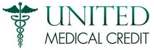 logo for united medical credit